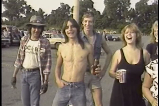 The unlikely history of Heavy Metal Parking Lot The original viral video